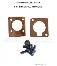 40 Model Engine Gasket Kit