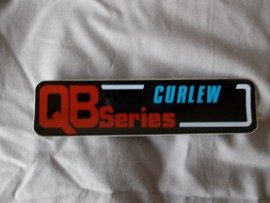 QB Curlew Stickers