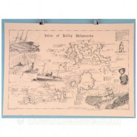 Maritime Print – Isles of Scilly Shipwrecks