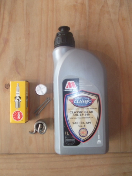 Service Parts and Kits