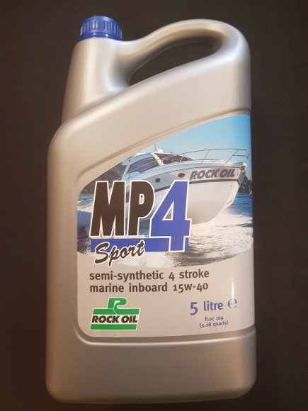 Rock Oil Marine Lubricants