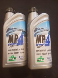 Rock Oil MP4 Sports 15w40 1 litre x 2