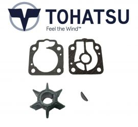 Tohatsu Outboard Water Pump Impeller Service Kit (30hp/40hp/50hp) 3C8-65021-2