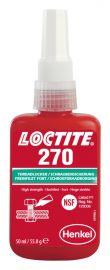 Henkel 270/10 Loctite Threadlocker, High Strength, 10 mL