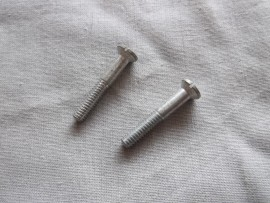 Villiers Magneto End Screw