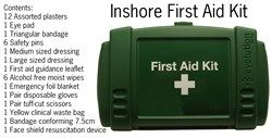 Inshore First Aid Kit