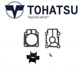 Tohatsu Outboard Water Pump Impeller Service Kit 25hp/30hp