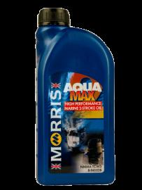 Morris Lubricants Aqua Max 2 Stroke Oil - 1ltr