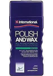 International Marine Polish And Wax 500ML