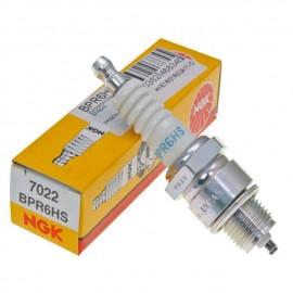 NGK BPR6HS Spark Plug P/N 7022