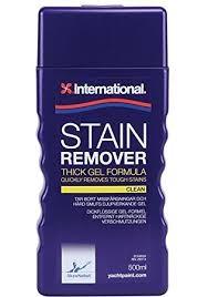 International Stain Remover Thick Gel Formula. 500ml Marine & Caravan